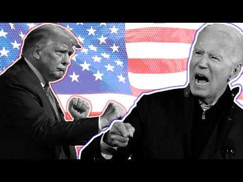 In full: Donald Trump and Joe Biden clash in final US presidential debate | US Election 2020