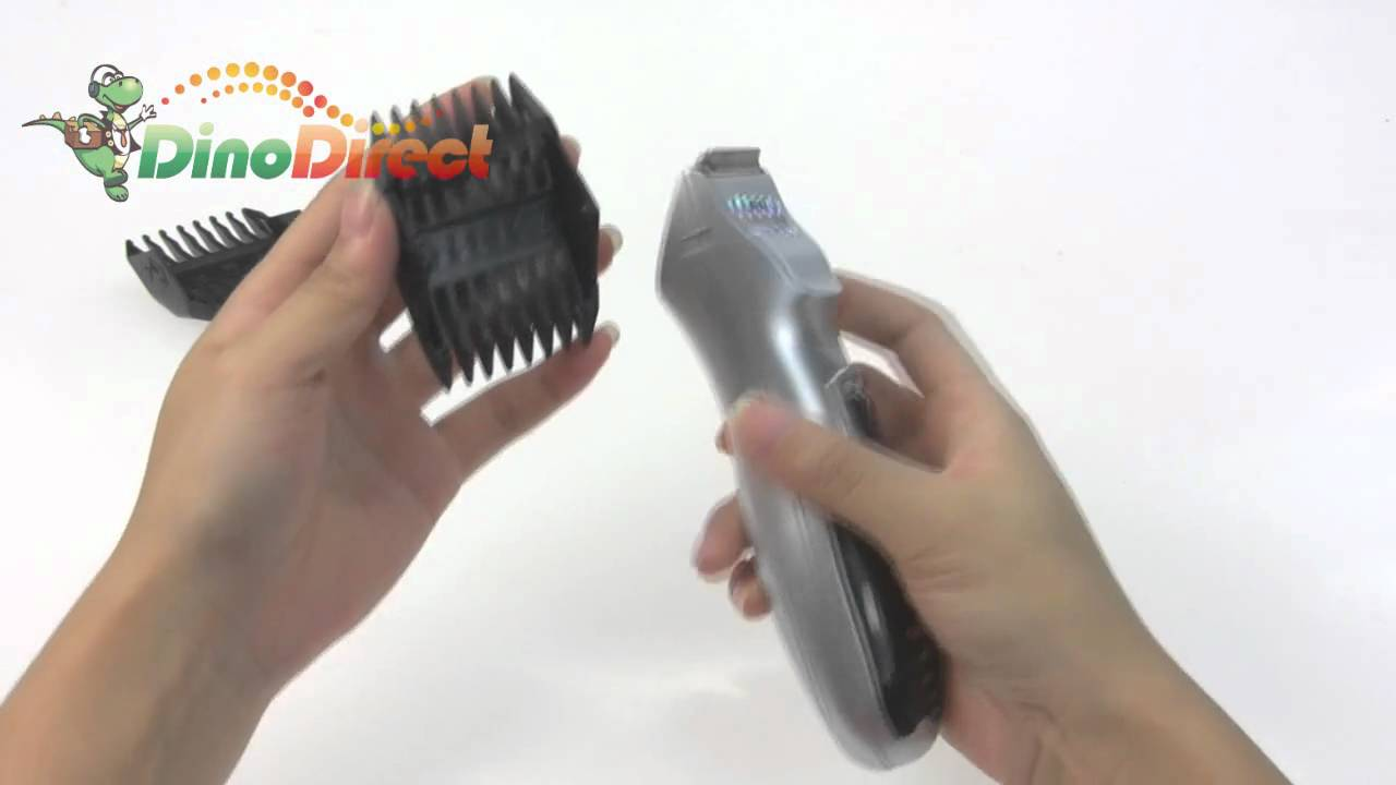 how to cut hair using trimmer
