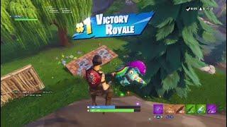 Fortnite *50th win* [Assault Trooper, Rainbow Smash Gameplay]