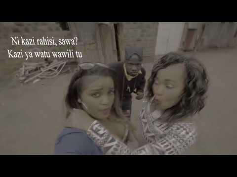 Panda parody (panda kitanda) video with Funny Kenyan Lyrics- padi wubonn kajairo [DaveXtendz]