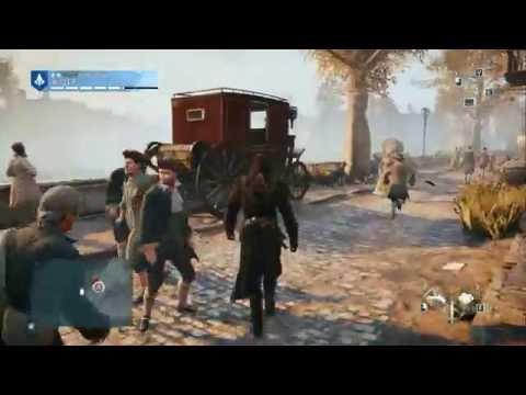 Assassins Creed Unity on the Nvidia GTX 850m 4gb on HIGH Settings