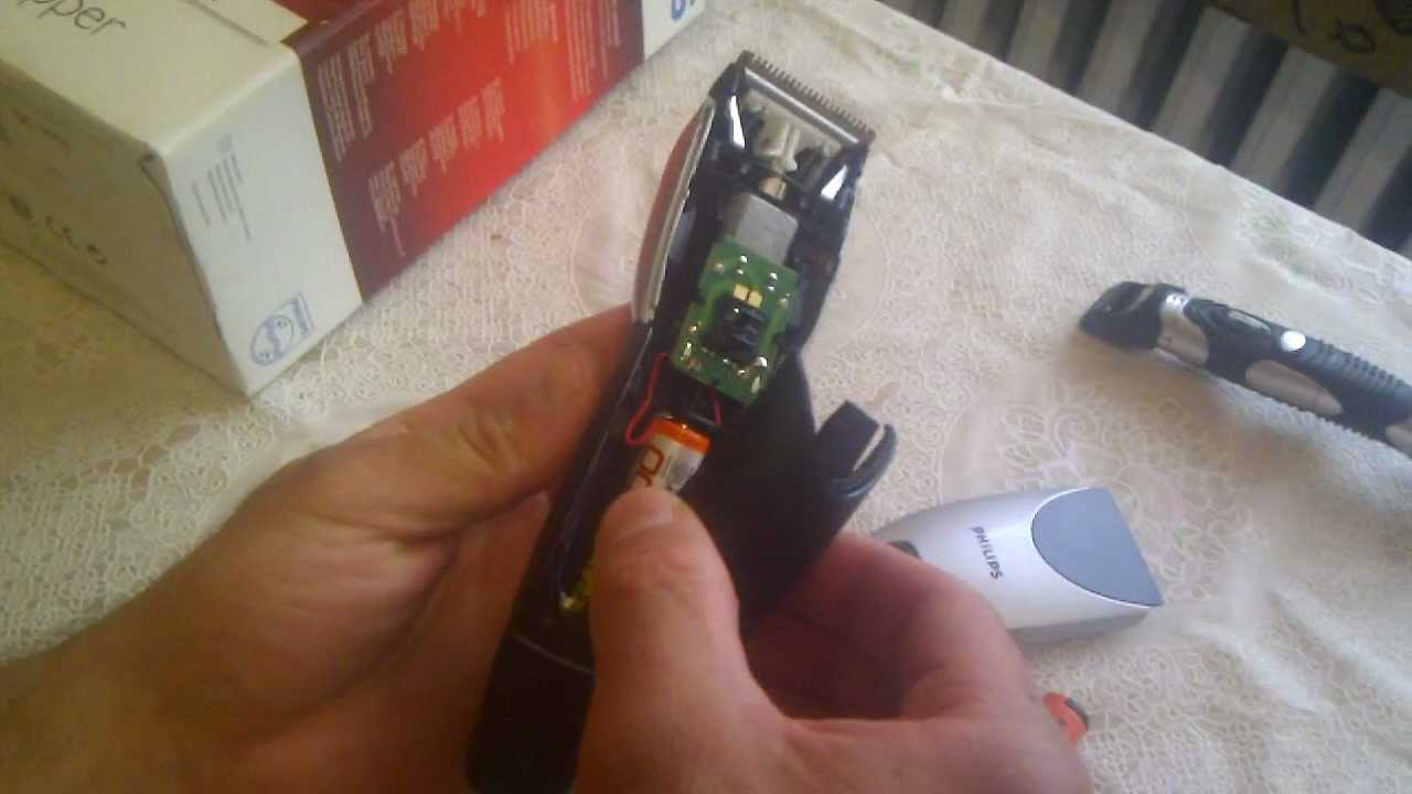 Disassembling hairclipper Philips QC5050 - YouTube 354983488a