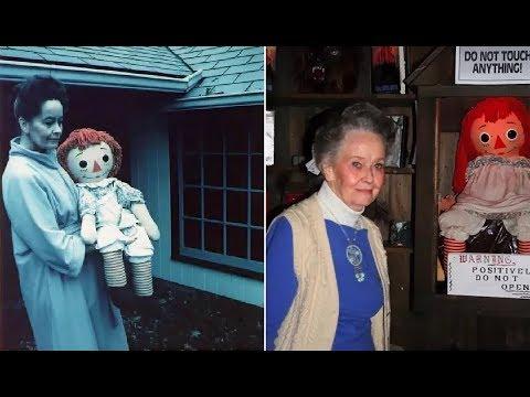 Недетские игры: Реальные истории проклятых кукол