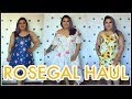 ROSEGAL    Affordable Plus Size Clothing  Haul