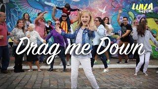Drag Me Down - One Direction 2015 | Cover Luiza Gattai