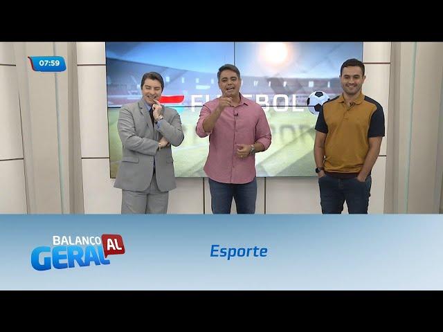 Esporte: CRB vence a Ponte Preta fora de casa