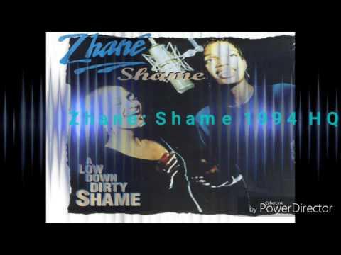 Zhané: Shame 1994 HQ Album/Video Version
