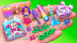 15 Miniature Dolls for LOL and Barbie