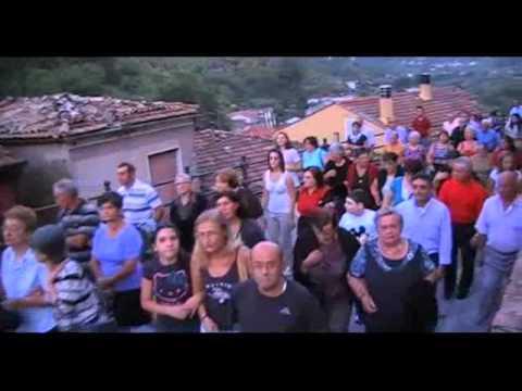 Caposele 10 settembre 2011  Processione di San Rocco  3