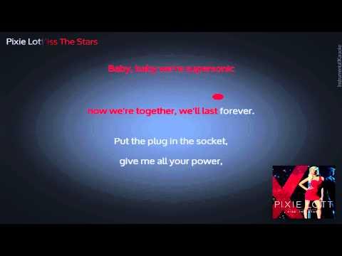 Pixie Lott - Kiss The Stars [Karaoke]
