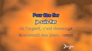 Karaoké Mes emmerdes - Forever Gentlemen *