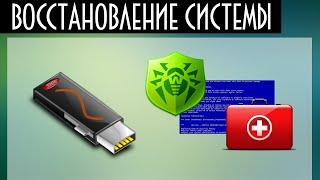 видео Обзор антивирусных аварийных LiveCD