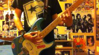 Green Day - The Forgotten Guitar Cover