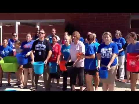Northwood middle ice bucket challenge!!