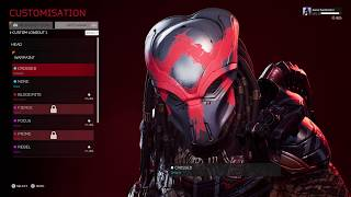 Predator Hunting Grounds - Predator Customization (Predator Game 2020) PS4 Pro
