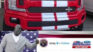 All American Ford Shaq truck