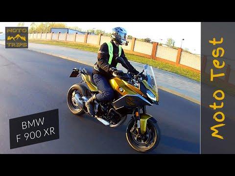 BMW F 900 XR test motocykla, trochę jazdy, dużo specyfikacji i pierwsze wrażenia #1