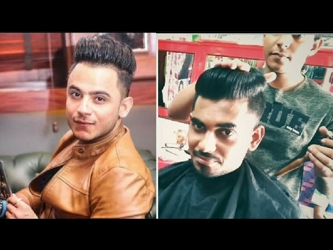 Millind Gaba Hairstyle✂ Famous Haircut ✂ Hairstyle...#18