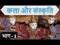 कला ओर संस्कृति - कठपुतली - शुद्ध हिंदी में - Art & culture for UPSC/SSC in pure Hindi - History