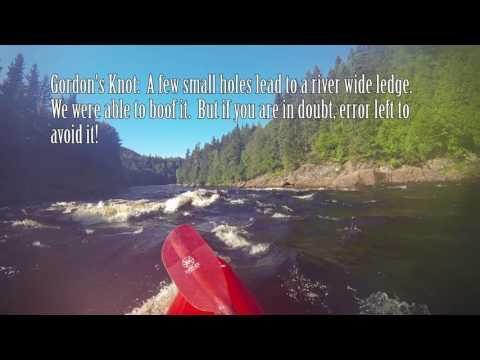 World Kayak River Guide - Jacques-Cartier (Tewkesbury)