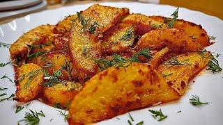 Как ПРАВИЛЬНО готовить КАРТОШКУ ПО ДЕРЕВЕНСКИ как делать картошку по деревенски рецепт картошки