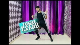High Rated Gabru - Song Dance Video | Guru Randhawa | Varun & Shraddha | Freestyle Choreo By - MG |