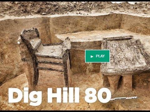 Dig Hill 80: Excavating an Endangered WW1 Battlefield