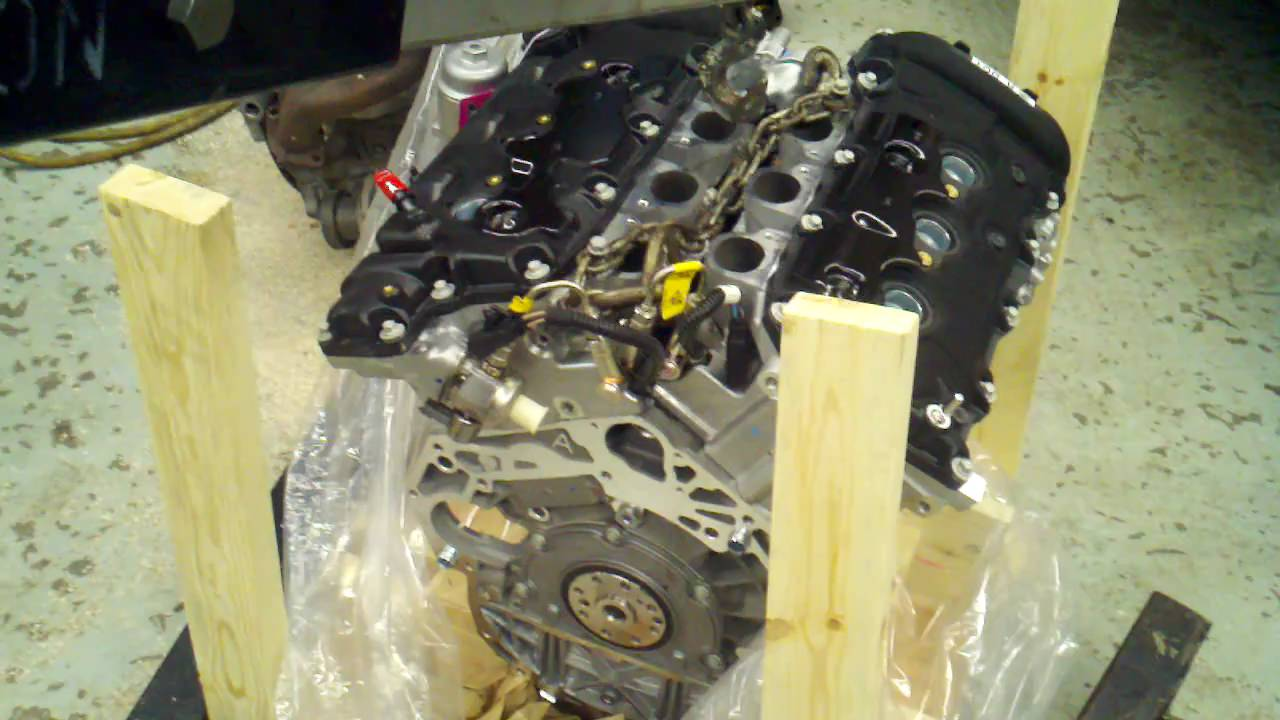 New Gm 3 6l Engine In The Crate 2011 01 19 17 46 46 35