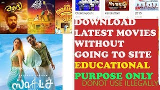 DOWNLOAD LATEST MOVIES /2018 latest malayalam movie