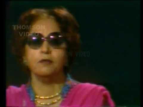 Malika Pukhraj, Tahira Syed - Abhi To Main Jawan Hoon - Sur Ka Safar PTV