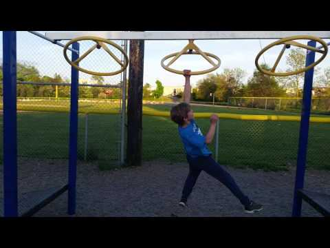 American Kid Ninja Warrior Canadian Style.