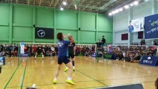 Lee.Y.D Koo.K.K(Lee yong dae, Koo kien keat) Badminton MD 1