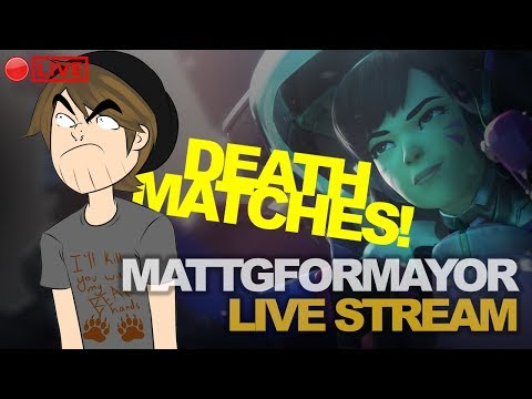 DEATHMATCHES!!!!!!! [Donations set to scare me]