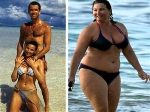 10 Celebrities who got Fat Huge Celebrity Weight Gains