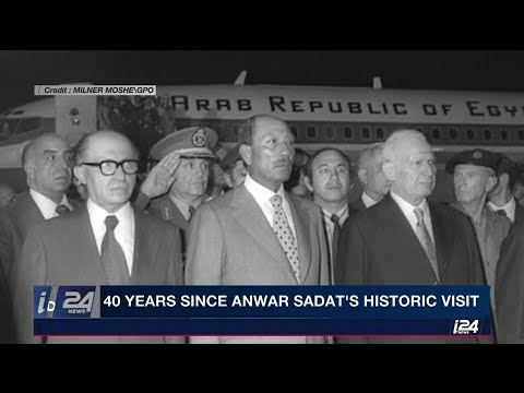 40 Years Later, The Visit Of Anwar Sadat Is Still Viewed As A Turning Point For The Region.