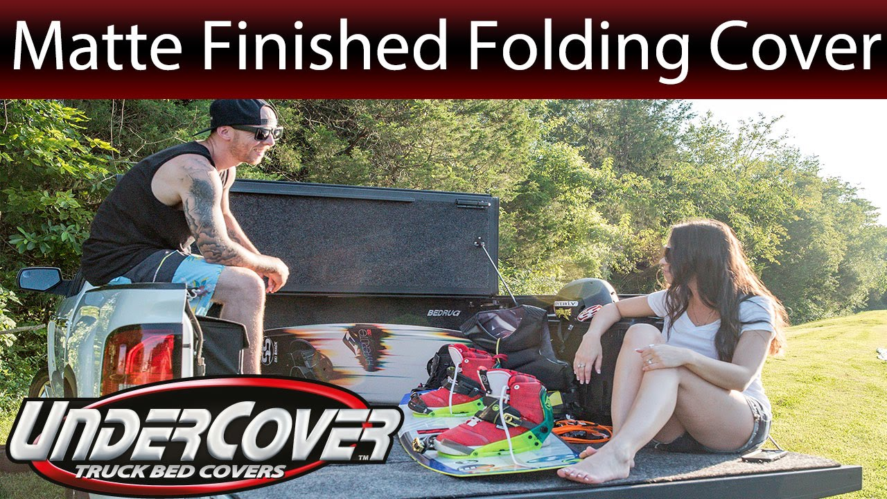 Undercover ultra flex truck bed cover
