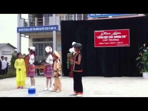 Cười vỡ bụng với tiểu phẩm an toàn giao thông của học sinh