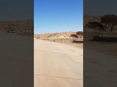 Salbukh Dam Trekking, Riyadh