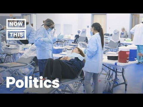 U.S. Health Care Crisis Has Volunteer Clinics Struggling to Cope | NowThis thumbnail
