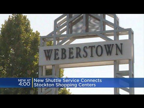 Stockton Begins New Shuttle Service