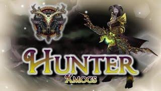 Hunter Transmogs - Dragon Scale Xmog Set