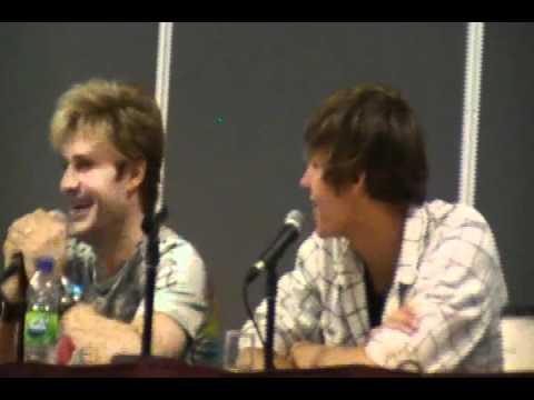 Fullmetal Alchemist Voice Actors Panel @ Otakuthon 2010 ...