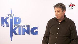 Joe Cornish On The Kid Who Would Be King, Attack The Block, Tintin | Film4 Interview