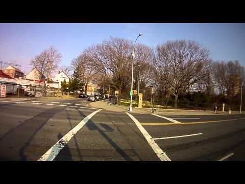 New York Hospital Queens to Flushing Meadows-Corona Park