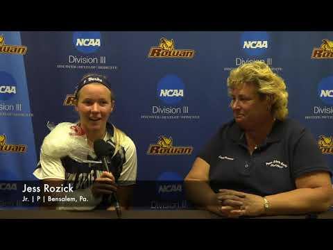2018 NCAA Softball Regional - Penn State Berks Press Conference