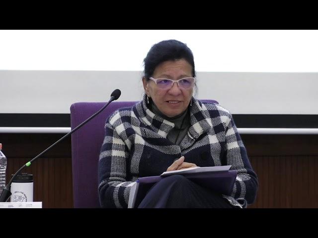 Discurso de Presidenta de CDHCM en Mesas de deliberación sobre Consulta Infantil y Juvenil 2018