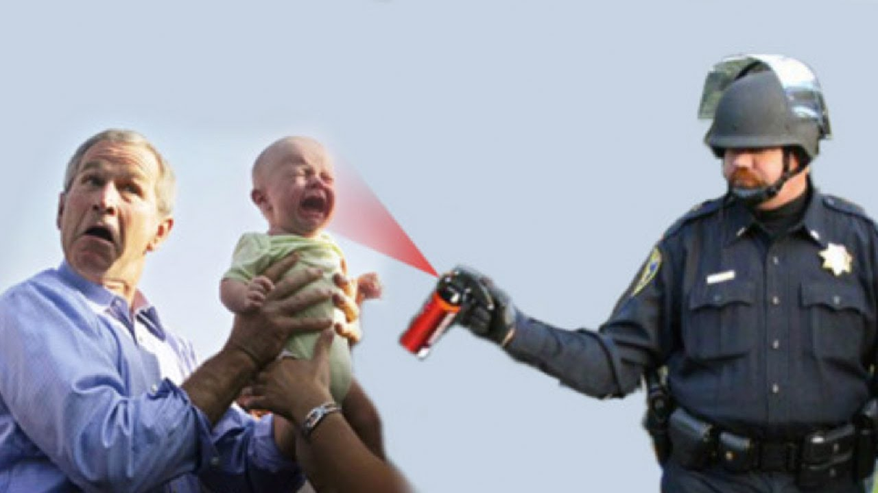 maxresdefault pepper spray the world the uc davis casual cop meme montage youtube