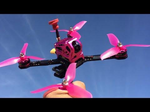 FuriBee GT 220MM Fire Dancer FPV Racing Drone