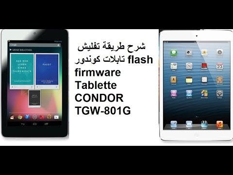 outils de flash condor tgw 706