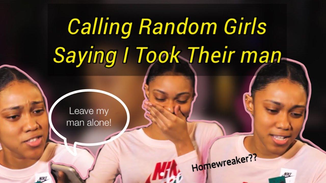 Download CALLING RANDOM GIRLS SAYING I TOOK THEIR MAN [HOMEWREAKER EDITION} // trini youtuber 2020
